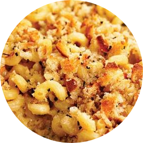 GOURMET MAC-N-CHEESE