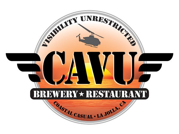 CAVU Brewery Restaurant burgers brew steak lobster salmon