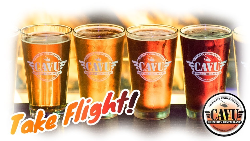 Get 50% off our beer flights