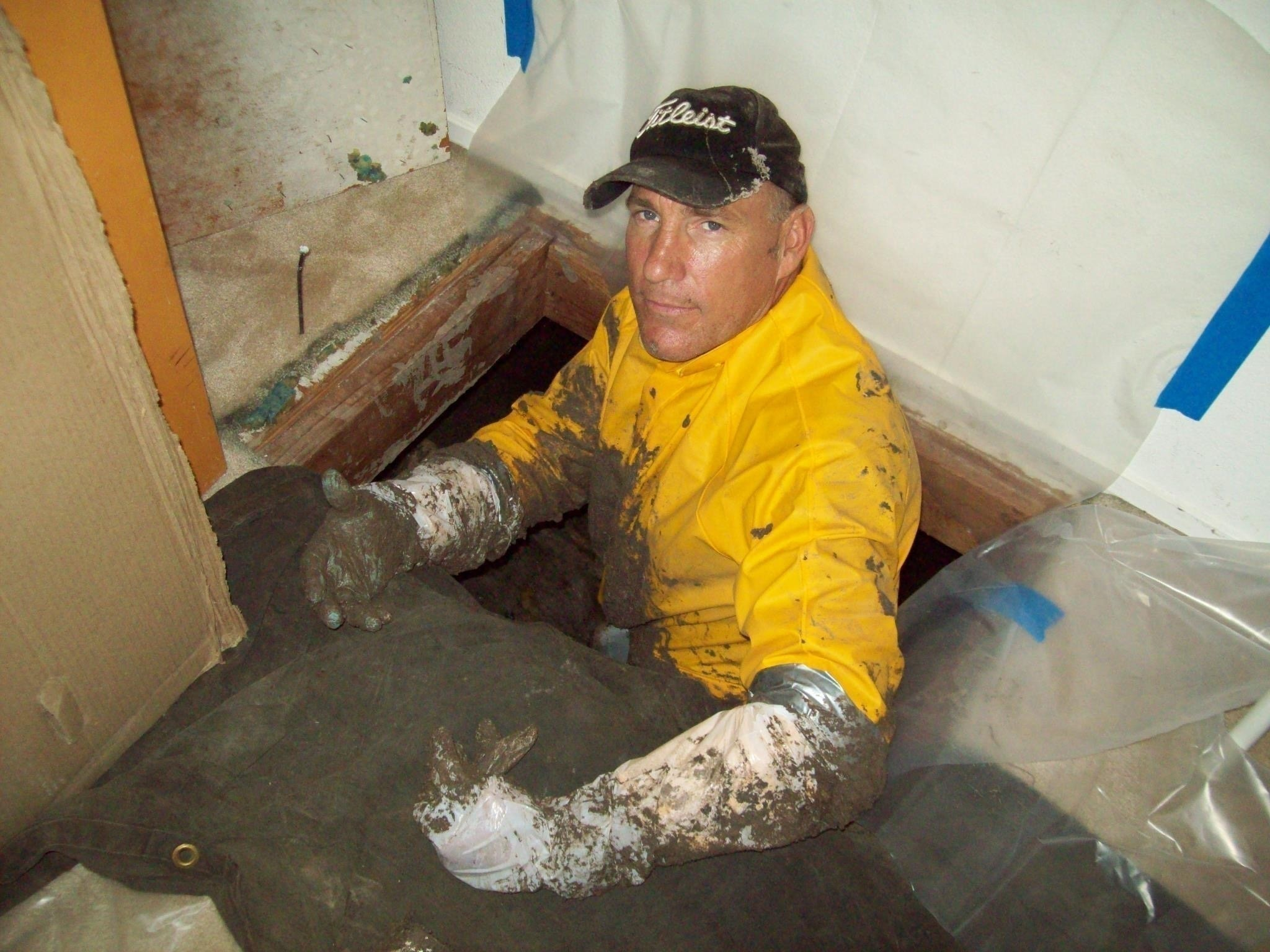 Plumber Mike Lewis Owner Action Plumbing and Rooter