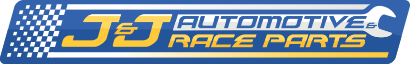 J and J Automotive and Race Parts Logo
