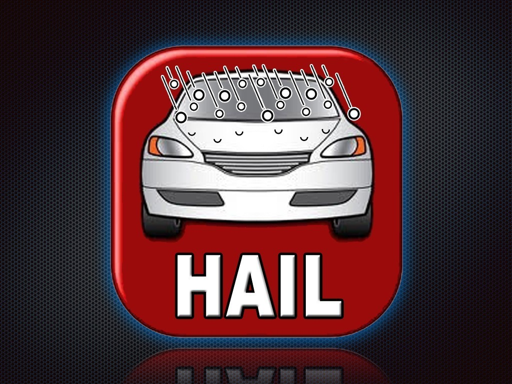 Hail - Dent Dynamics - Paintless Dent Repair - Paintless Dent Removal