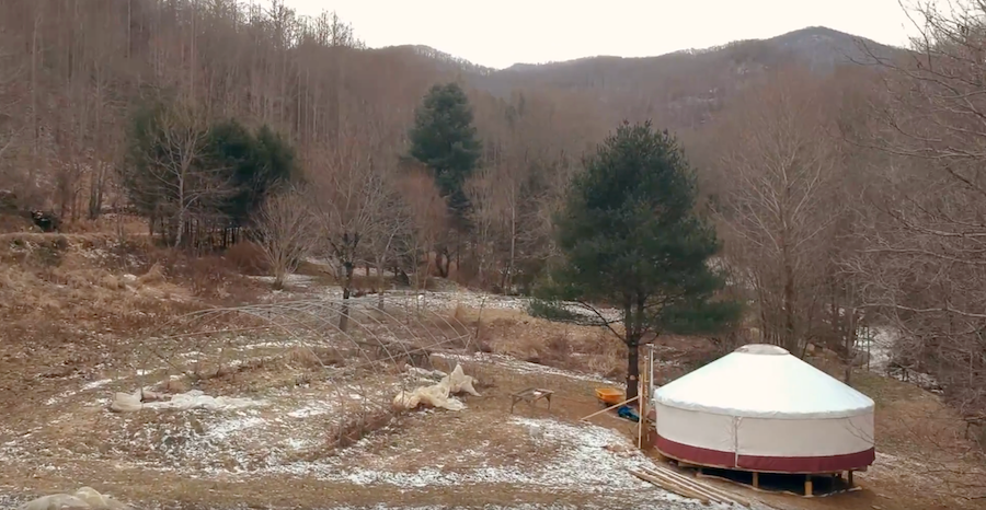 mountain yurt real estate services asheville nc