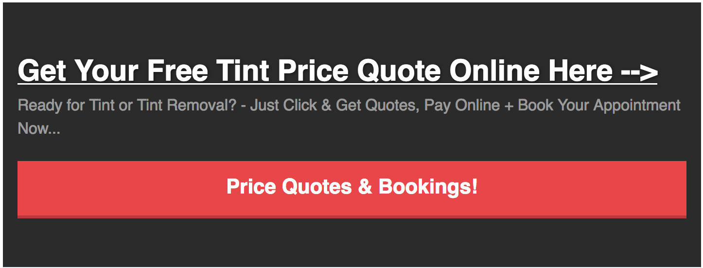 FAQs Get Your Free Tint Price Quote Online