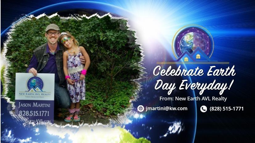 New Earth AVL Realty - Earth Day