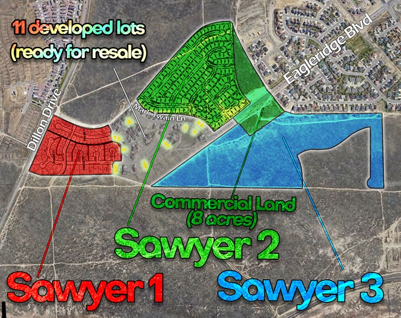 Sawyer Ridge Development