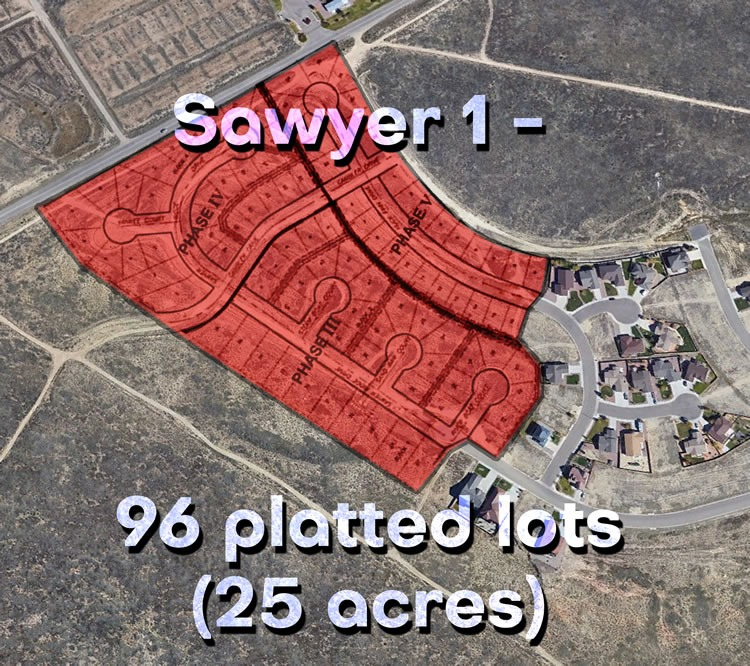 Sawyer Development Phase 1