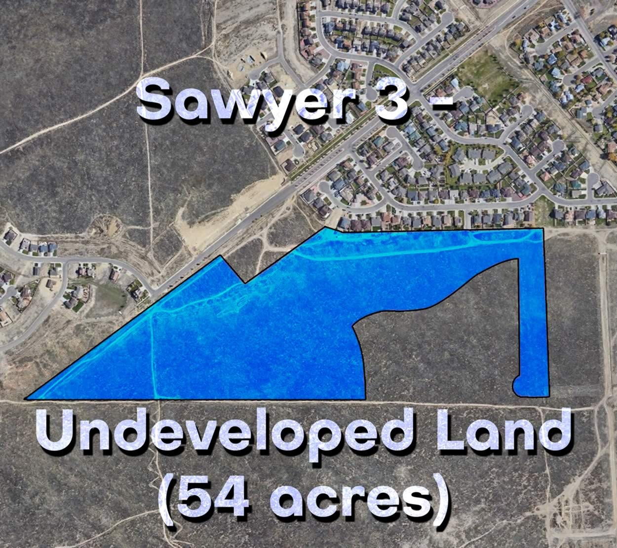 Sawyer Ridge Phase 3 Land Development