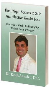 The book Secrets to Safe and Effective Weight Loss