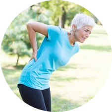Seniors with sports injury chiropractic memphis TN