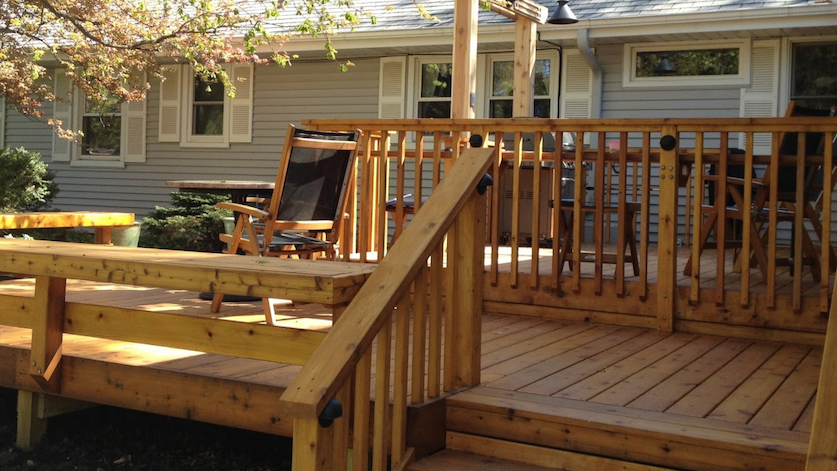 deck construction hoffman estates