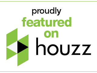 proudly features on Houzz logo