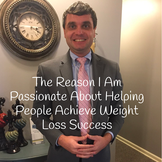 Dr. Keith Amodeo with why he helps patients with weight loss