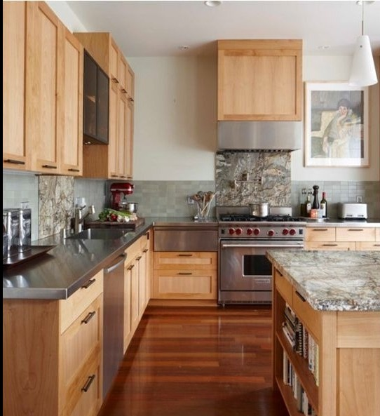 Stain Cabinets