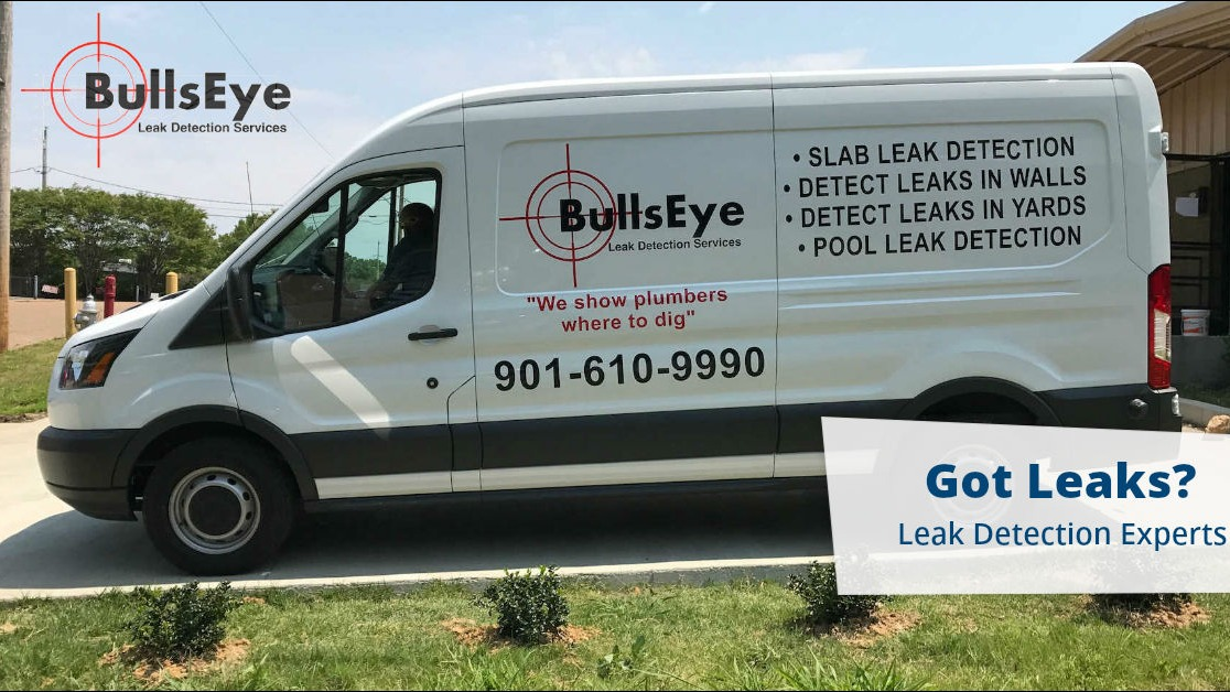 leak detection service memphis tn
