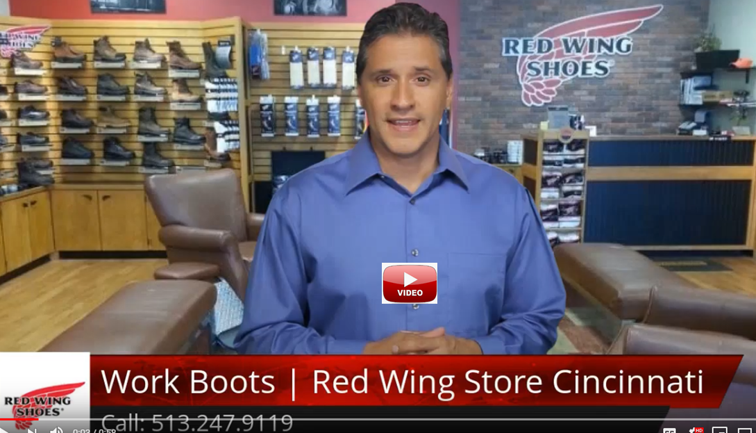 Red Wing Boots Cincinnati