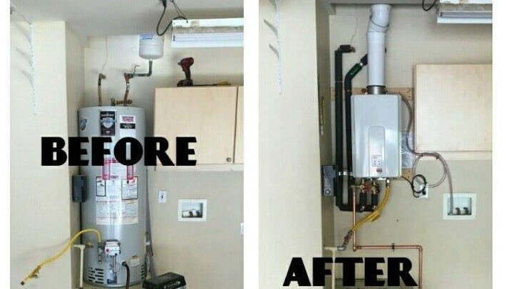 tankless water heater San Diego CA