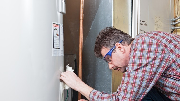 water heater Inspection San Diego CA
