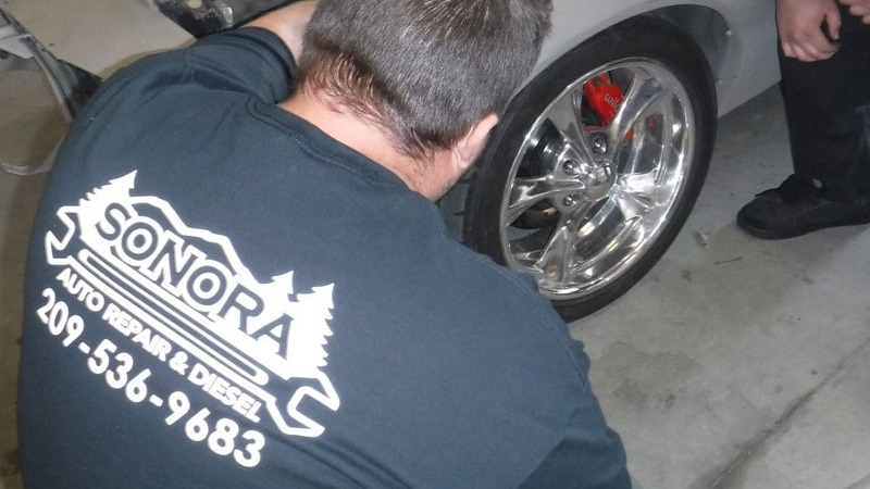 Sonora Auto Repair Services Pic
