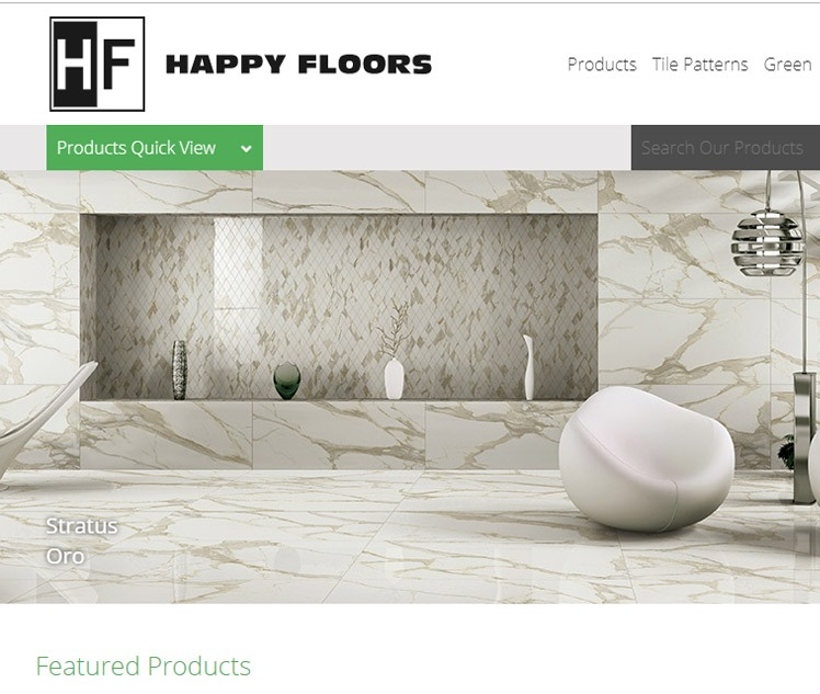 Elegant Stone Happy Floors