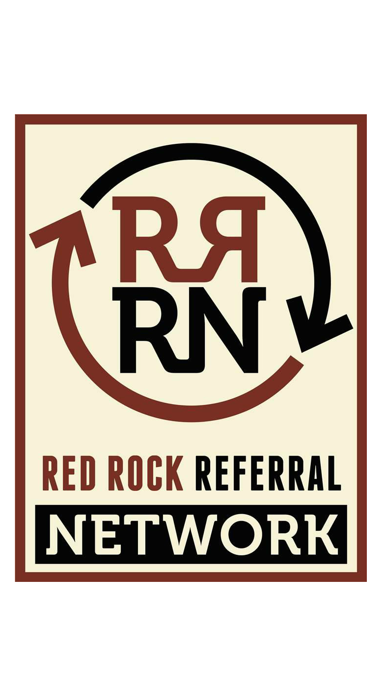 Red Rock Referral Network Website