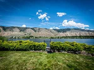 Kamloops property for sale view of waterfront