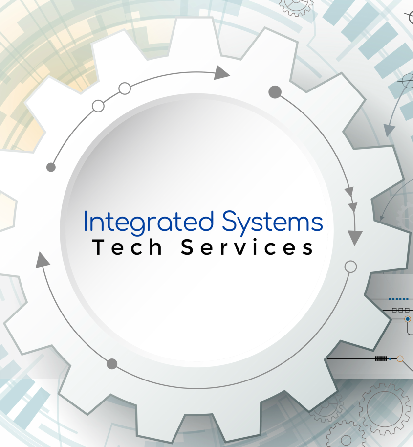 Integrated Systems Tech Services - cropped logo