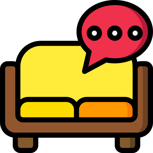therapy sofa