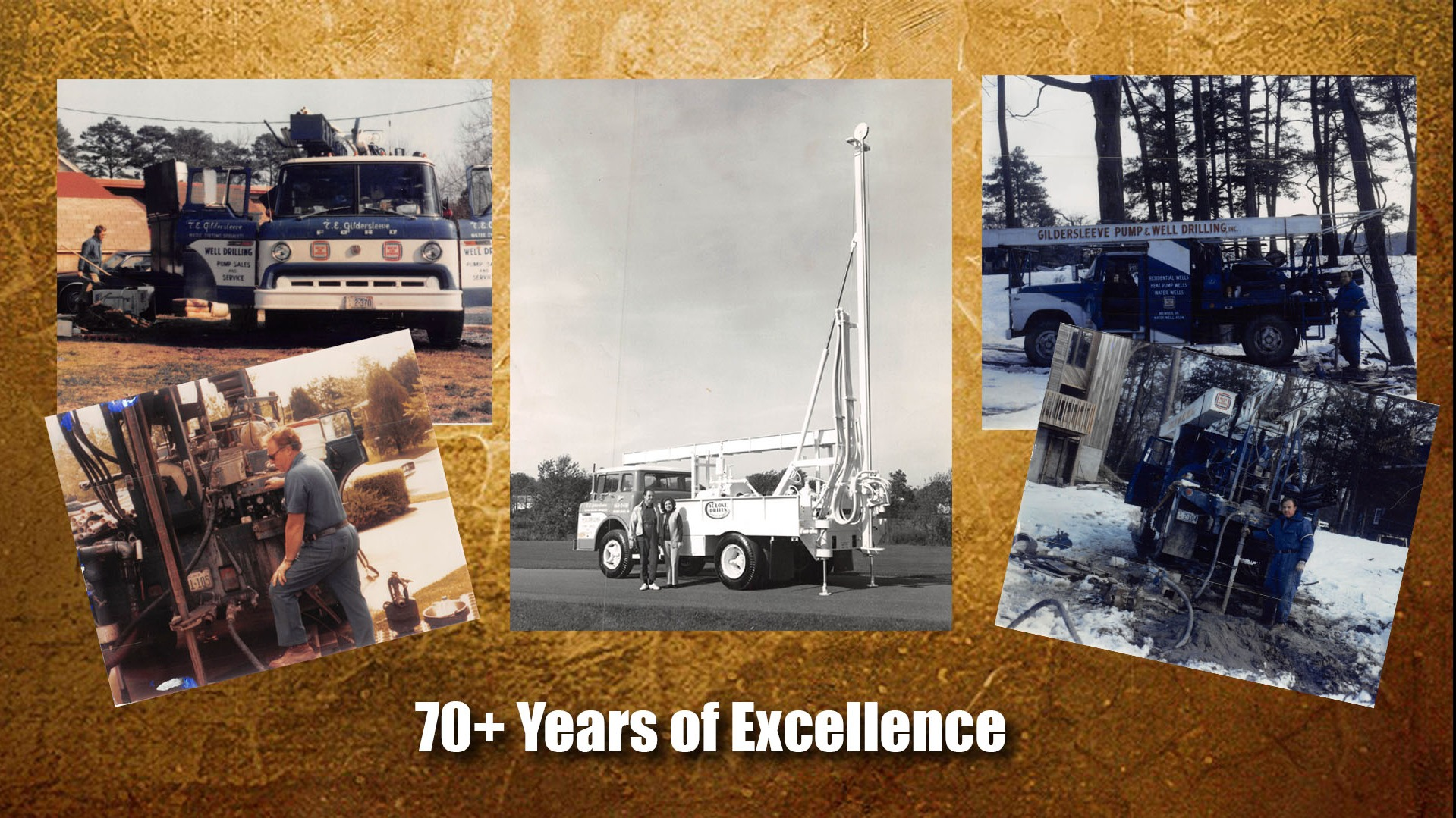 70+ Years Of Excellence