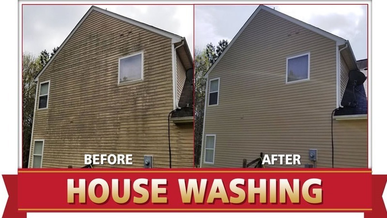 Pressure Washing Cost Holland MI
