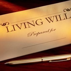 living will and testament