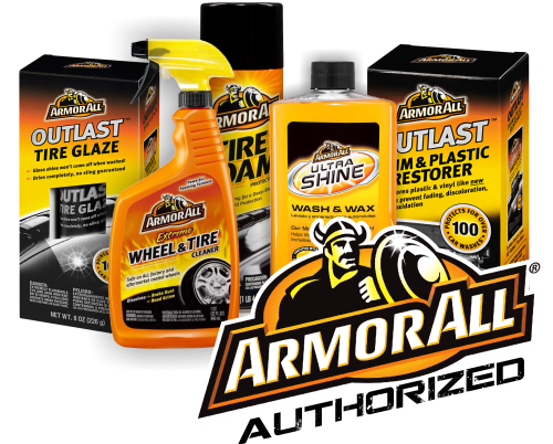 Various Armorall products