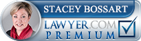 lawyer.com premium award for Stacey Bossart