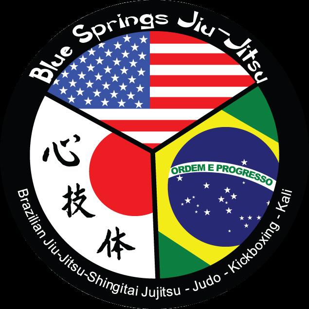 Blue Springs Jiu-Jutsu Logo