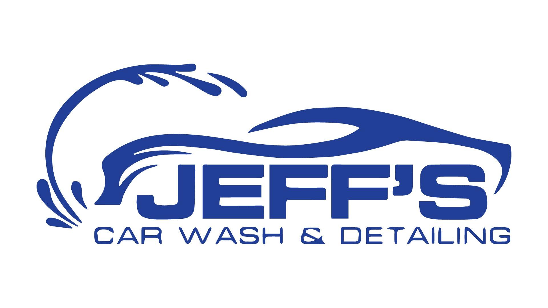 Jeffs Car Wash logo