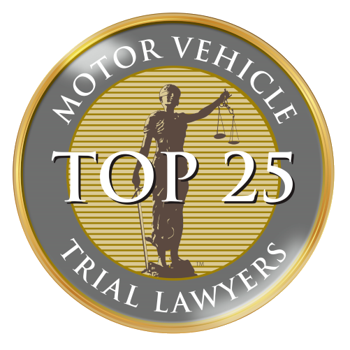 Michael R Braun top 25 motor vehicle lawyers