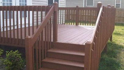 Greg Baker Deck Staining Experts