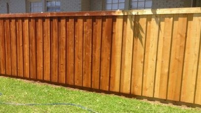 Greg Baker Fence Staining