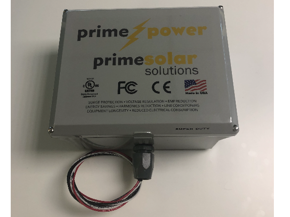 Prime Power Box Panel Unit