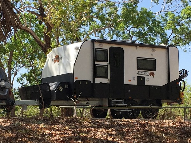 Sunland Longreach 16 Foot Family Off Road Caravan