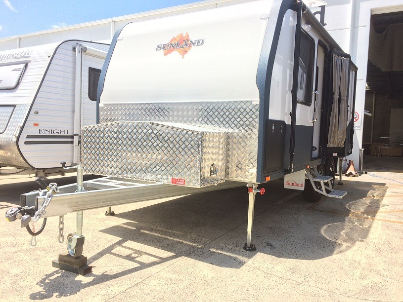 Sunland Caravans Blue Heeler 19 Foot 6 Off Road Caravan