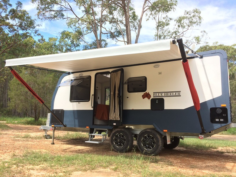 Sunland Caravans - Off Road Caravans Manufacturer | Caravan
