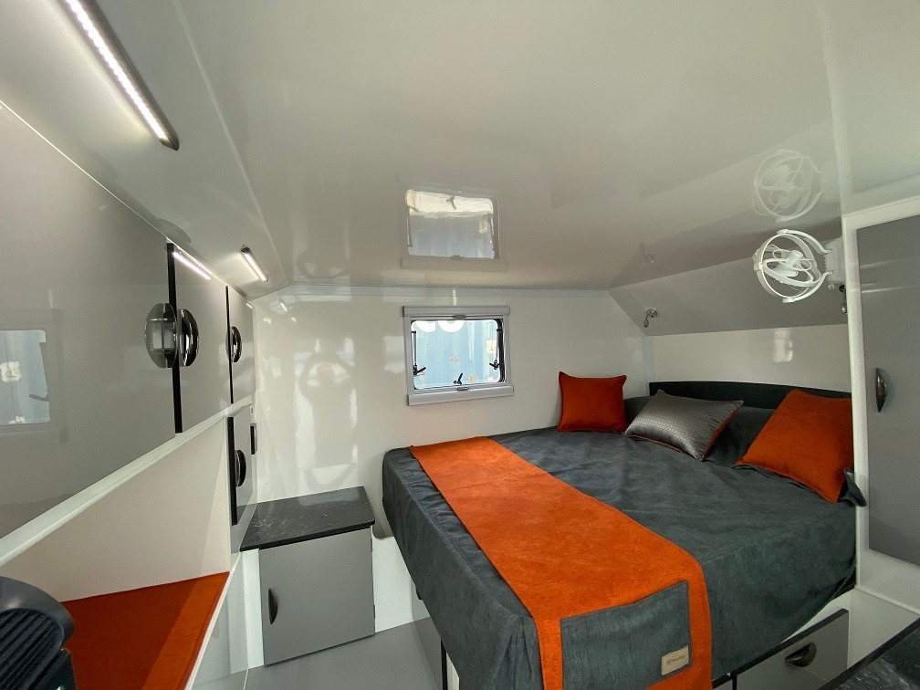Sunland Mini Custom Small Caravan