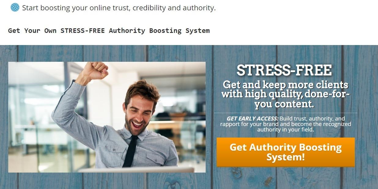 boost online trust
