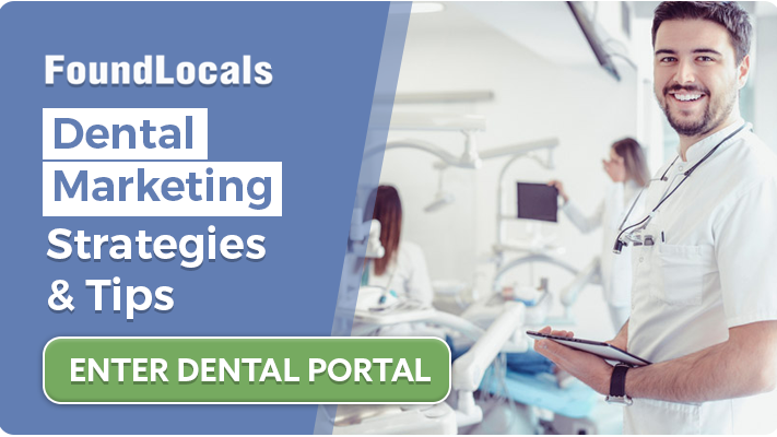 Enter Dental Marketing Portal