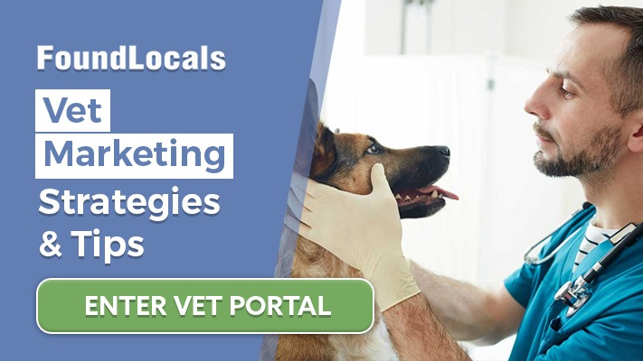 Enter Veterinarian Marketing Portal